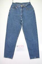Lee Virginia Boyfriend (Cod. Y1285) tg47 W33 L31 jeans Donna usato vintage