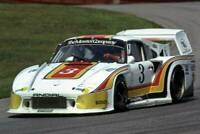 OLD CAR RACING PHOTO The Porsche 935 Of Rolf Stommelen And Derek Bell