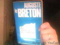 Ou souffle le pampero du rififi en argentine  de Le Breton Auguste
