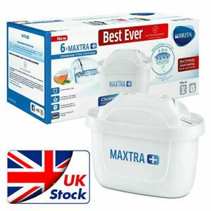 Brita filter MAXTRA+ Water Filter Cartridges - Pack of 6.