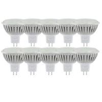 10x Power LED Reflektor 3W GU5,3 warmweiß 90Grad Ausstrahlwinkel EGLO 12721