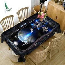 Magic Universe 3D Tablecloth Table cover Cloth Rectangle Wedding Party Banquet