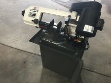 Metal Bandsaw 240 Volt With swivel Head with  adjustable hydraulic down feed