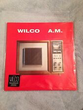 Wilco A.M. Official Vinyl Me Please Red Tangerine Pressing-Vinyl LP Album Record