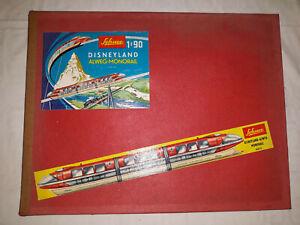 Sammlerstück Schuco 1:90 Disneyland Alweg-Monorail