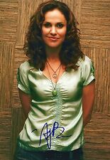 Amy Brenneman signed 8x10 photo - Proof - Heat, Private Practice, Judging Amy