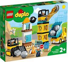 """LEGO®  Duplo®  10932  """" Baustelle mit Abrissbirne """", NEU & OVP"""