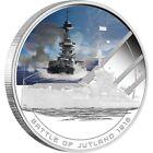 2011 Cook Islands, Famous Naval Battles - Jutland - 1oz Silver Proof Coin