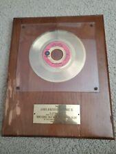 THE FORTUNES Here Comes Rainy Feeling Again Non RIAA GOLD RECORD AWARD RARE!