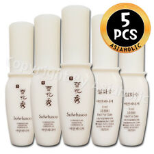 Sulwhasoo Luminature Essential Finisher EX 8ml x 5pcs (40ml) Sample Newist Ver