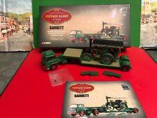 Corgi 1:50 scale Bedford TK Low Loader & Garrett Tractor die cast model 22402