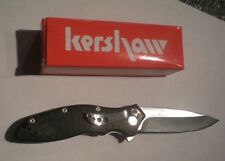 KERSHAW -  Spring Assisted SPEEDSAFE pocket Knife -hunting, camping