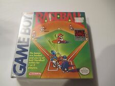Baseball  (Nintendo Game Boy, 1989) NEW Sealed GB