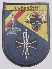 Luftwaffe Aufnäher Patch TaktLwG - JG 73 Laage MIG-29 LwSanStff ...........A2087
