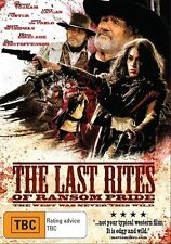 The Last Rites Of Ransom Pride (DVD, 2011)