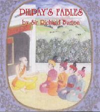 Pilpay's Fables, Burton, Sir Richard Francis
