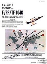 LOCKHEED F/RF/TF-104G STARFIGHTER - FM