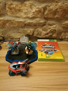 Skylanders Superchargers Starter Pack For Microsoft Xbox 360 - Unboxed