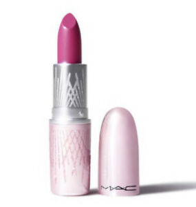 MAC ~ Frosted Firework Frost Lipstick in Ice, Ice Baby! ~ BNIB