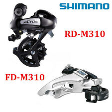 SHIMANO Altus 7/8 Speed M310 Front Rear Derailleur Group RD-M310 FD-M310