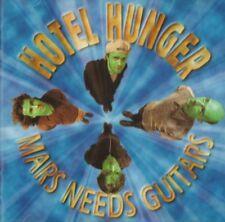 Hotel Hunger(CD Album)Mars Needs Guitars-AGM-EIGEN022CD-Denmark-1995-New