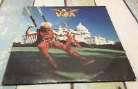 Sammy Hagar VOA LP 1984 Geffen Records –GHS 24043 vinyl is mint cover has wear