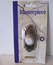 Broan NuTone Masterpiece Doorbell Wired Surface Mount Lighted Chime Push Button