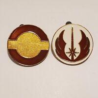 Hidden MICKEY Star Wars Pins Set Of 2