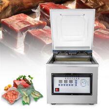 Commercial Vacuum Packing Sealing Machine Kitchen Digital Food Chamber Sealer Us