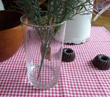 Ritzenhoff Tischvase Vase Blumenvase 70er Jahre Glas schlicht