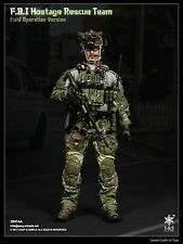 1/6 easy&simple ES FBI HOSTAGE RESCUE TEAM Campo Operación VER 26014a EN STOCK