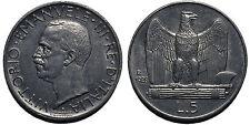 5 Lire 1928* quasi SPL