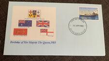 1983 Qe2 Birthday Australian Fdc Balwyn North Vic