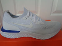 Nike Epic React Flyknit trainers shoes AQ0067 100 uk 8.5 eu 43 us 9.5 NEW+BOX