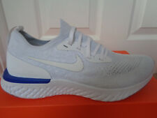 5fe504c411185 Nike Epic React Flyknit trainers shoes AQ0067 100 uk 8.5 eu 43 us 9.5 NEW+