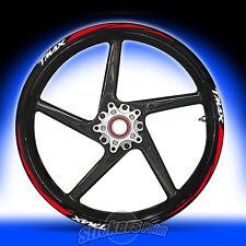 Adesivi moto YAMAHA TMAX RACING 5 stickers cerchi ruote wheels  mod.2