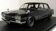 Ignition 1/18 Scale Resin Model 0765 - Nissan Skyline 2000 GT-R PGC10 - Black
