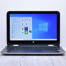 HP Pavilion x360 13-A 13.3 Touchscreen Multimedia Laptop Ultrabook Core i3 500GB