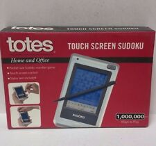 Totes Touch Screen Sudoku