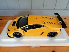 AUTOart Lamborghini Huracan Gt3 Yellow 1:18 scale Model BNIB