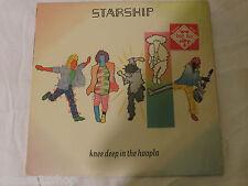 StarShip knee deep in the Hoopla We built this city RARE Record LP vinyl Grunt