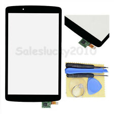 Touch Screen Glass Digitizer Lens Replacement+Tools For LG G Pad F 8.0 V495 V496