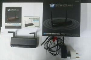 WePresent WiPG-1000 WIPG - Wireless Interactive Presentation Gateway