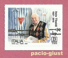 2021 Italia  ITALO TIBALDI  Francobollo singolo