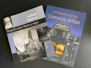 Fotografia Digital Camaras Reflex por Michael Freeman - Convencional a Digital