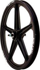 NOS ACS Z Mag 20 Front Wheel 5 Spoke 3/8 Axle Black