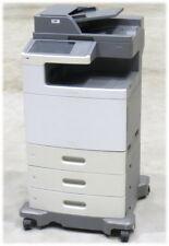 Lexmark X792de All-in-One FAX Kopierer Scanner Farblaserdrucker 104.550 Seiten