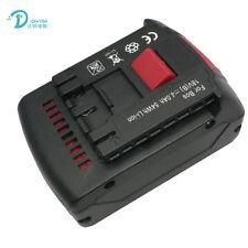 High Capacity 18V 5.0Ah Li-ion Extended Drill  Battery for Bosch BAT609 DVISI