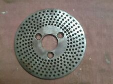 Indexing Plate Dividing Head 4875 Od 1 18 Id X 31 Holes 373941434749