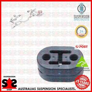 Rubber Buffer, Silencer Suit NISSAN X-Trail 2.0 dCi ALL MODE 4x4-i (NT32)
